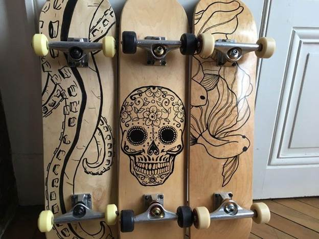 8. How To Build A Skateboard