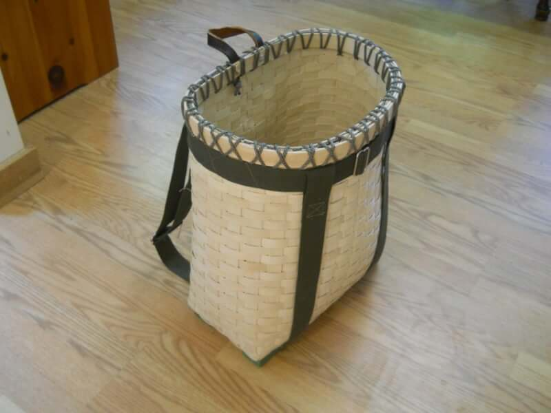 8. Pack DIY Basket