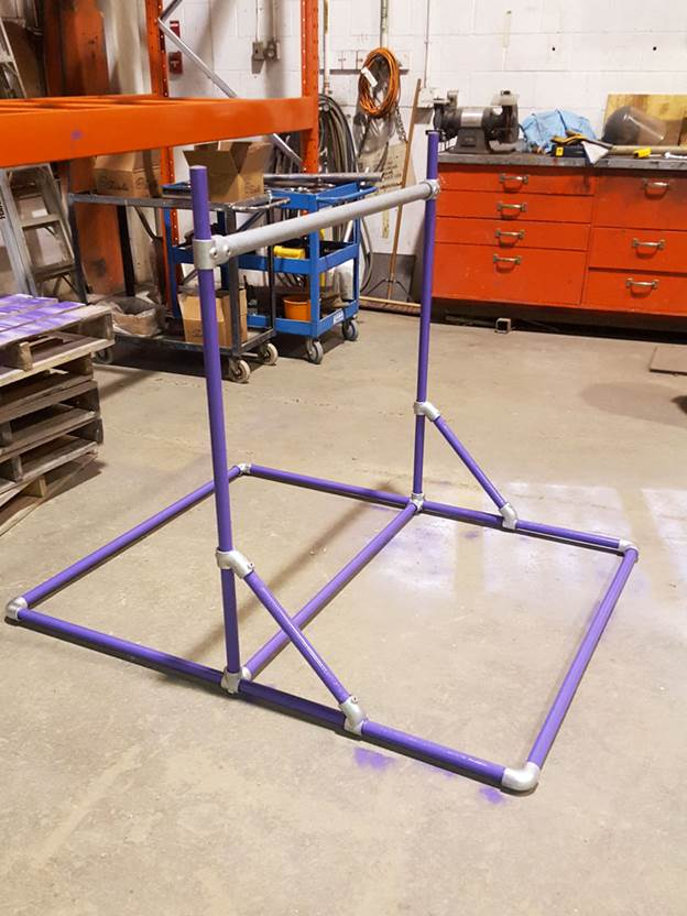 9. How To Build a Gymnastics Bar