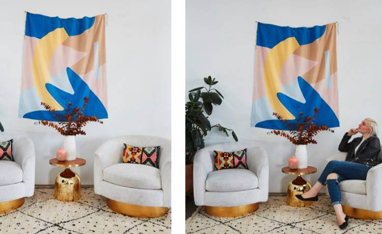 9. How To Hang Wall Tapestry