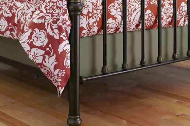 9. How To Make A Tidy Box Spring Cover