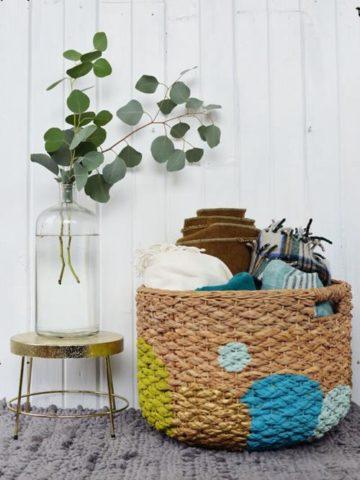 DIY Basket Tricks