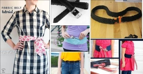 DIY Belt Ideas