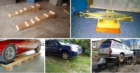 DIY Car Lift Projects