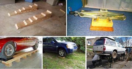 DIY Car Lift Projects