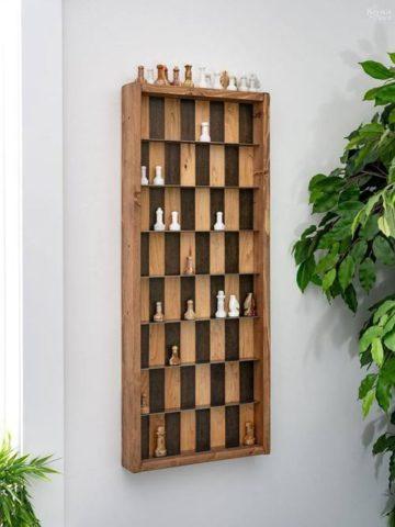 DIY Chess Board Ideas