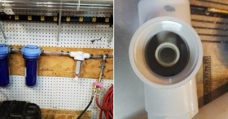 DIY Compressed Air Dryer