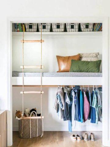 DIY Kids Bed Plans