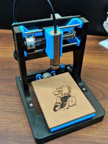 DIY Laser Engraver Kit Projects