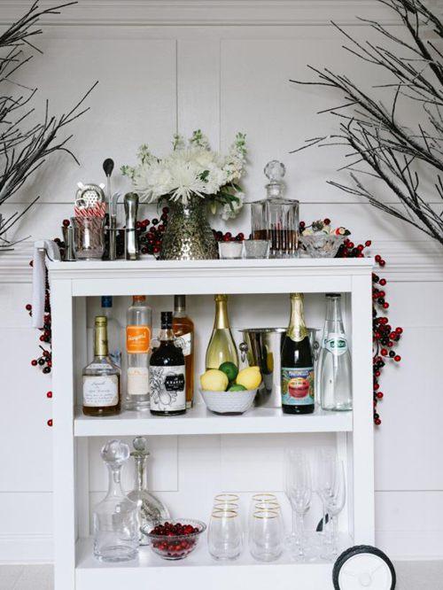 DIY Liquor Cabinet Plans