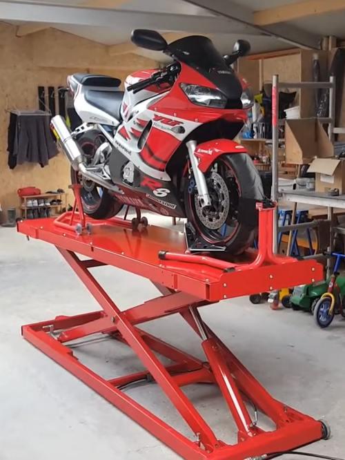 DIY Motorcycle Lift Plans