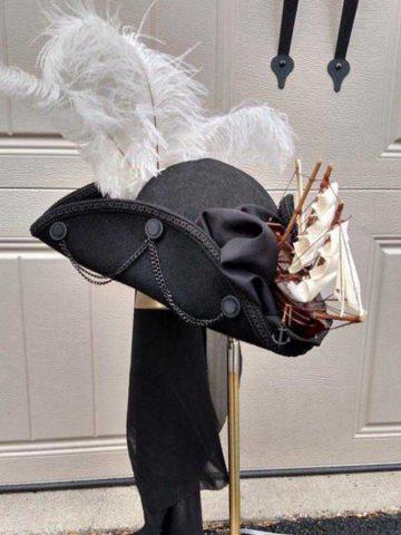 DIY Pirate Hat Ideas