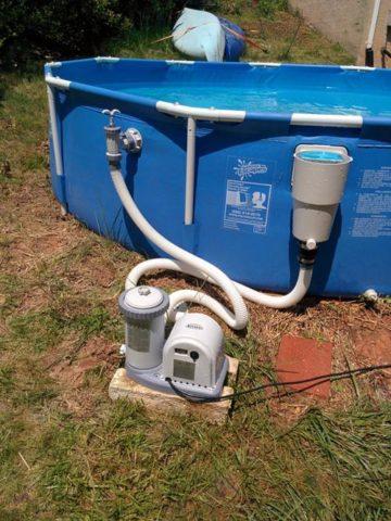 DIY Pool Filter Ideas