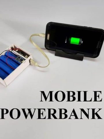 DIY Power Bank Projects