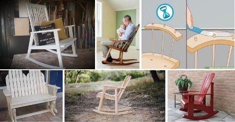 DIY Rocking Chairs