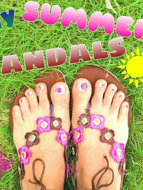 DIY Sandal Tutorials