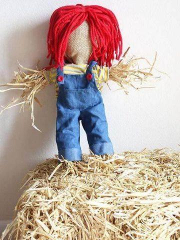DIY Scarecrow Ideas