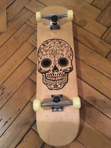 DIY Skateboard Ideas