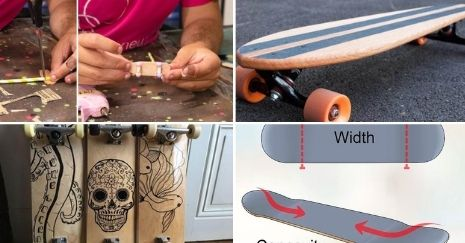 DIY Skateboard Ideas