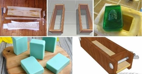 DIY Soap Mold