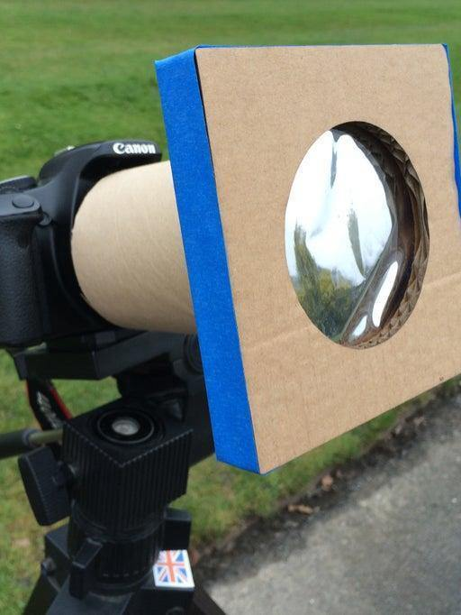 DIY Solar Eclipse Glasses