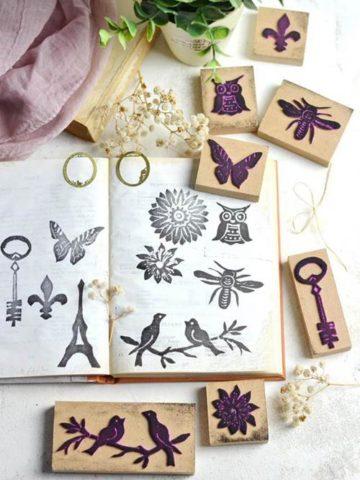 DIY Stamp Ideas