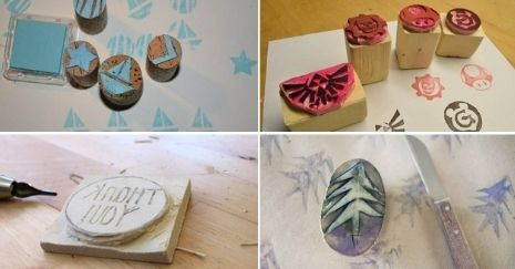 DIY Stamp Ideas