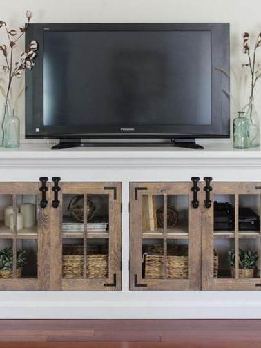 DIY TV Mount Ideas