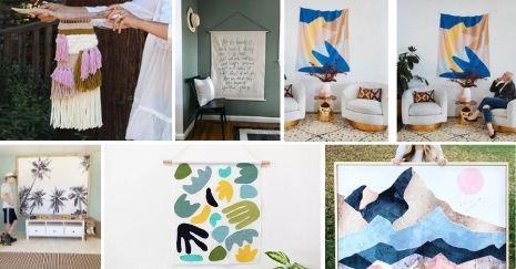 DIY Tapestry Ideas