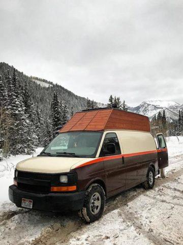 DIY Van High Top Projects