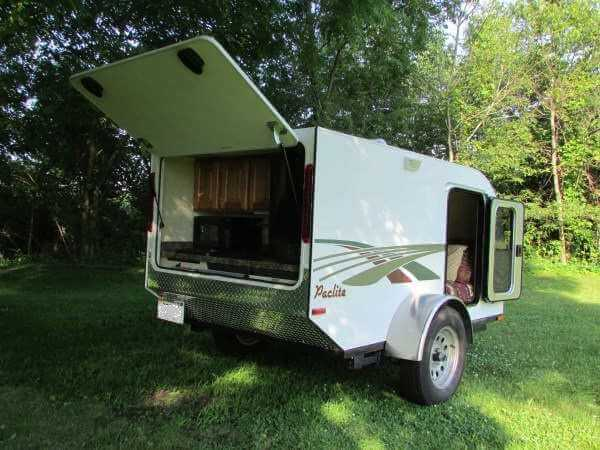 1. Camping Trailer