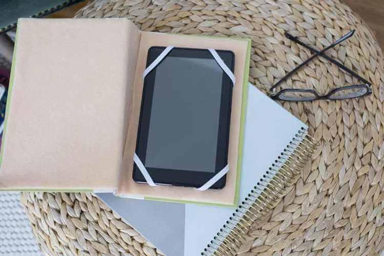1. DIY Tablet Case
