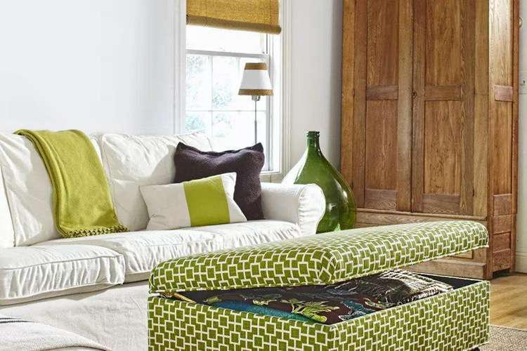 1. How To Build A Storage Ottoman