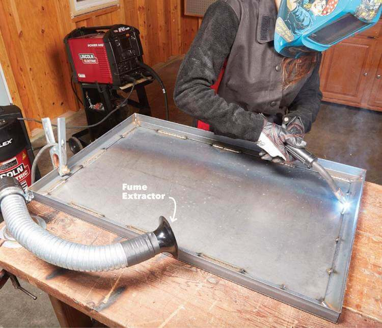 1. How To Build A Welding Table