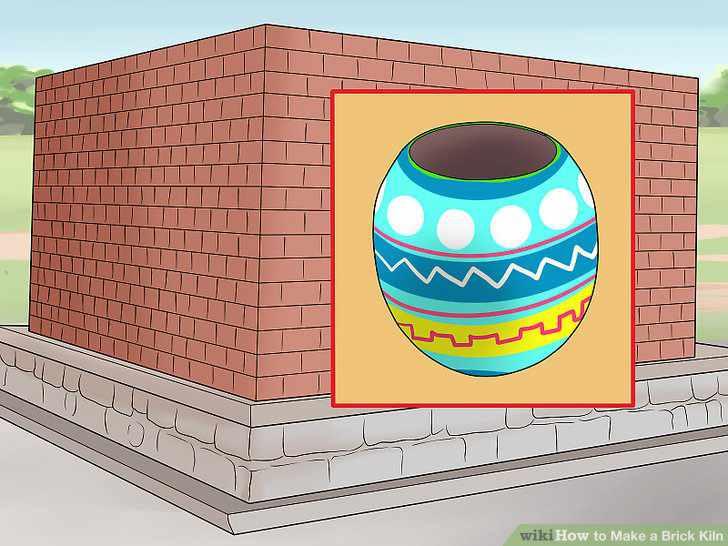 10. Professional Brick Kiln