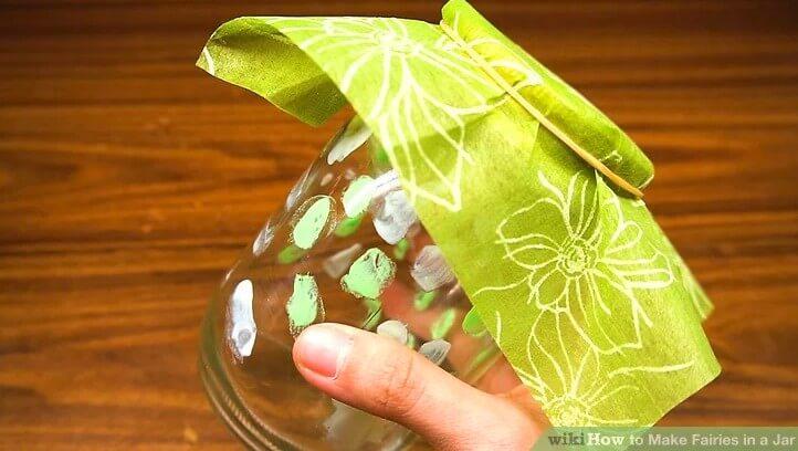11. How To Make Fairies In A Jar