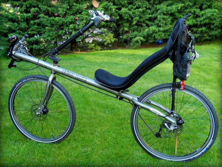 11. Hunor recumbent bikes