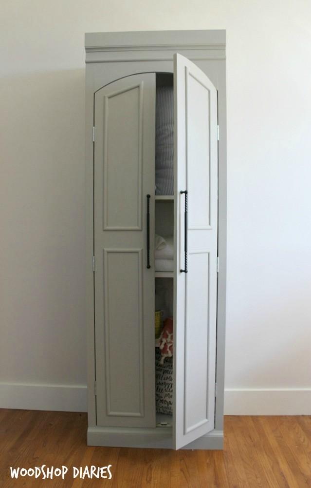 12. DIY Pantry Cabinet