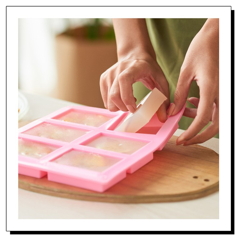 12. Homemade Soap without Lye
