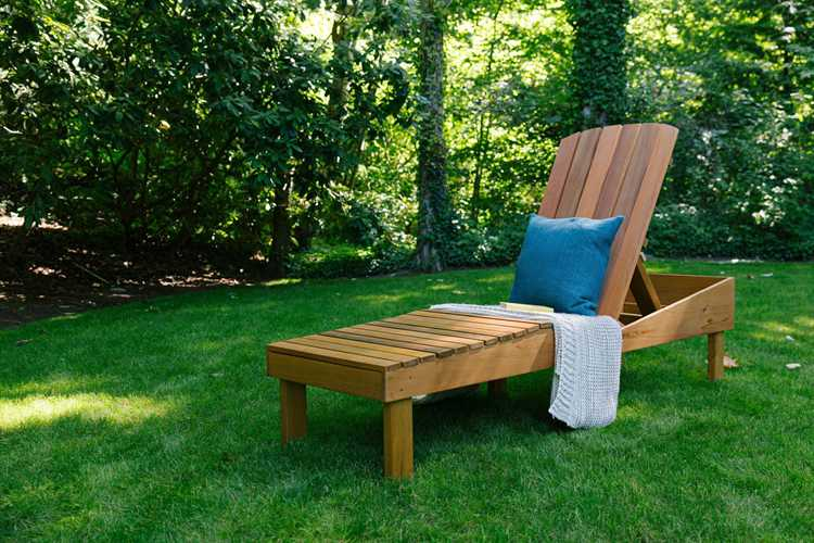 12. How To Make A Lounge Chair