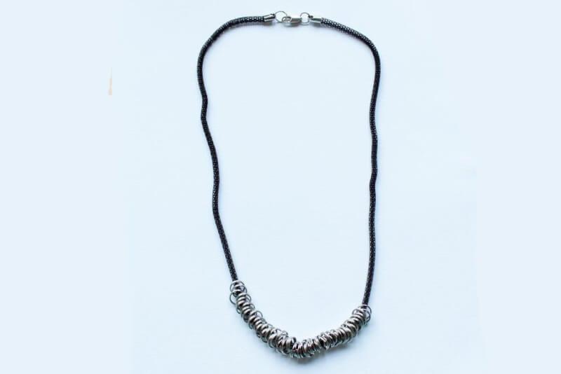 13. DIY Necklace