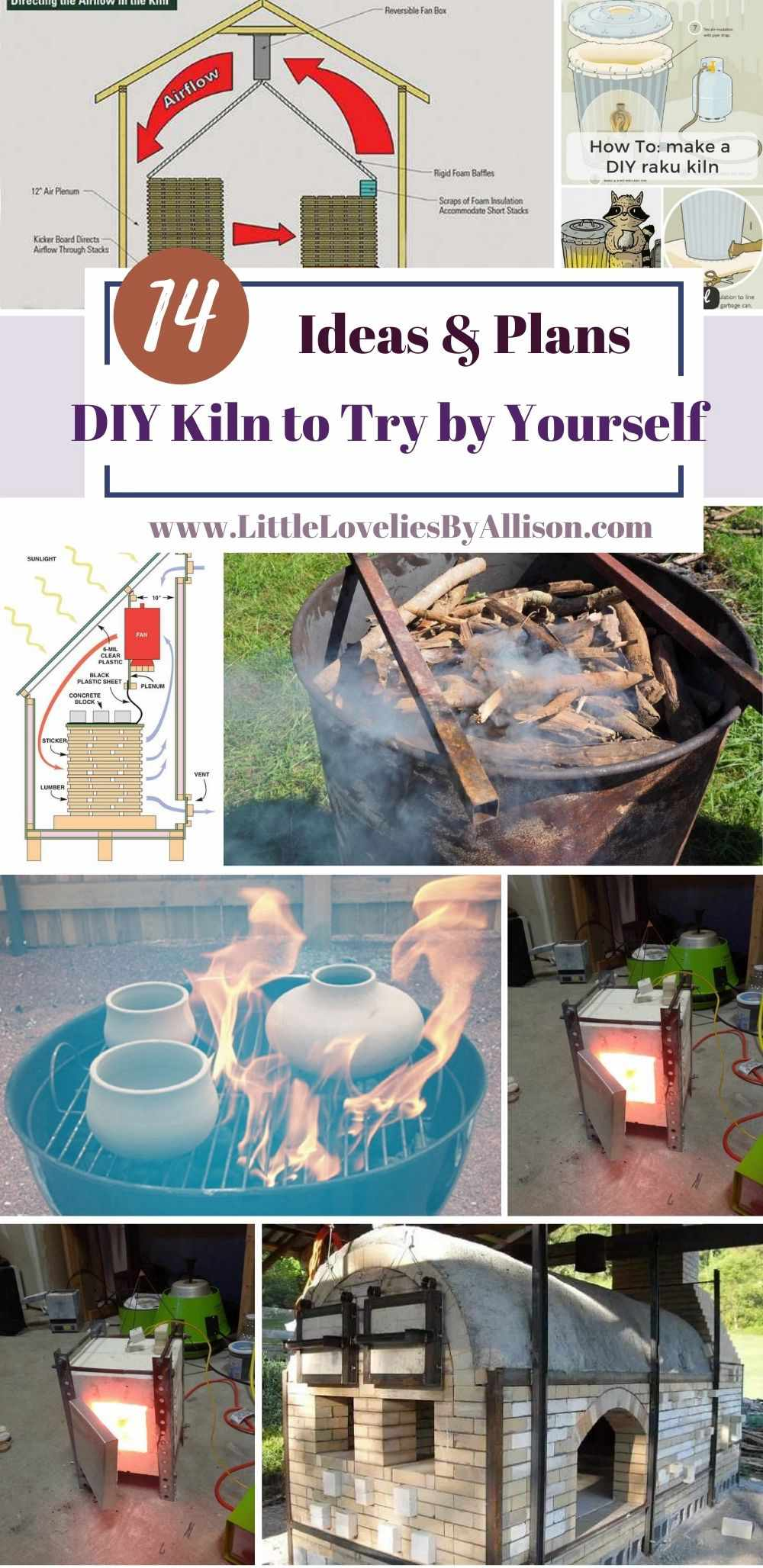 14 Cost-Effective Ideas on DIY Kiln to Try by Yourself