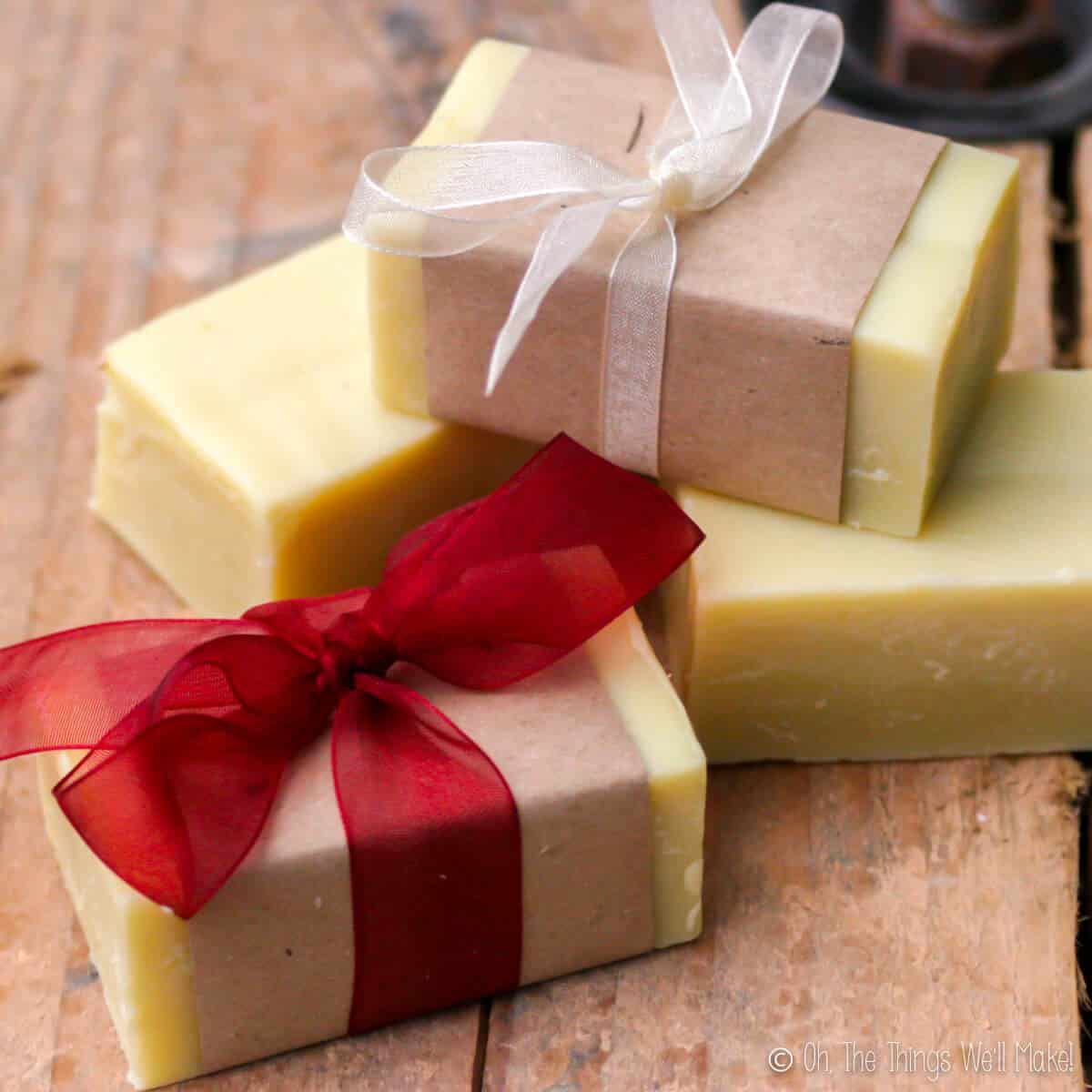 14. Castile Soap for Beginners