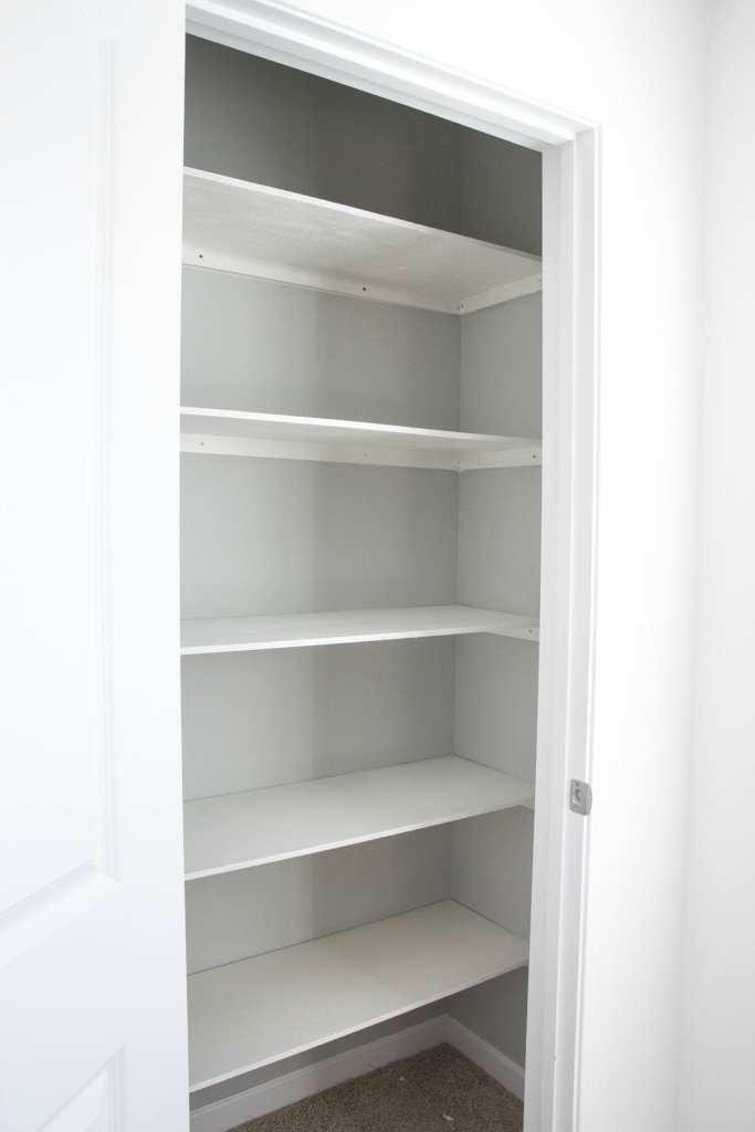 15. How To Build A DIY Closet Organizer
