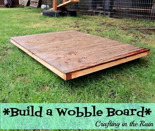 15. Wobble Balance Board