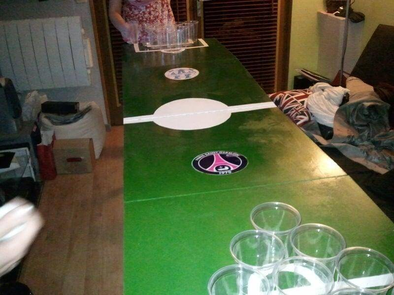 16. How To Build A Foldable Beer Pong Table