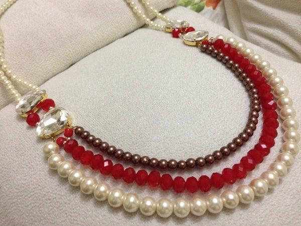 16. How To Make A Necklace With Beads