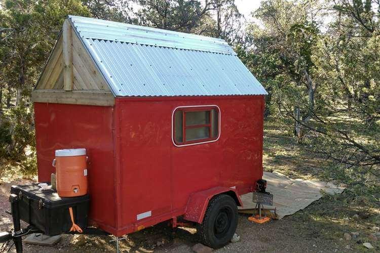 16. Micro Camper