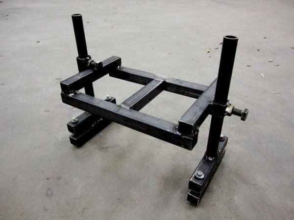 17. DIY Chainsaw Mill
