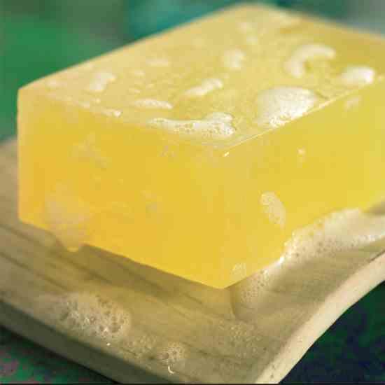 18. Aloe Vera Herbal Soap